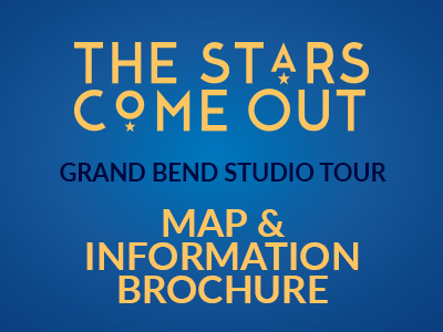 Grand Bend Studio Tour Map